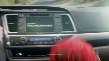 2014 Toyota Highlander TV Spot, 'Sorpresa' Con Los Muppets [Spanish] - Thumbnail 2