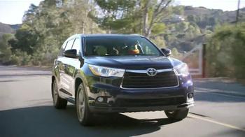 2014 Toyota Highlander TV Spot, 'Sorpresa' Con Los Muppets [Spanish] - Thumbnail 6