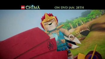 LEGO Chima: The Lion, the Crocodila and the Power of Chi DVD TV Spot