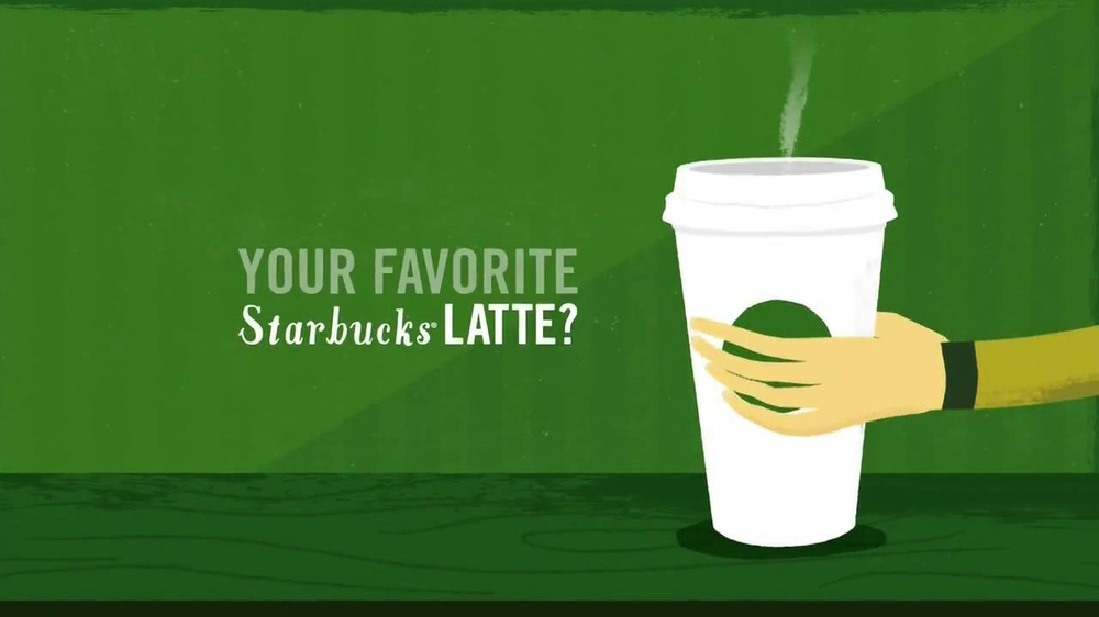 Starbucks Via Latte TV Commercial, 'Favorite'