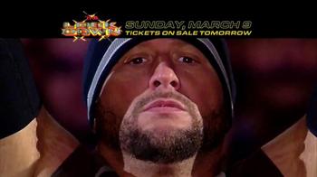 Impact Wrestling TNA Lock Down TV Spot