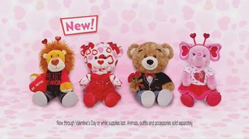 Build-A-Bear Workshop TV Spot, 'Valentine's Day Friend' - 331 commercial airings