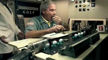 Bridgestone TV Spot, 'Factory Tour' Featuring David Feherty - Thumbnail 3