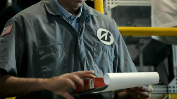 Bridgestone TV Spot, 'Factory Tour' Featuring David Feherty - Thumbnail 7