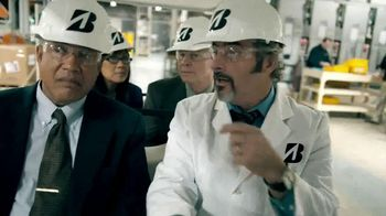 Bridgestone TV Spot, 'Factory Tour' Featuring David Feherty