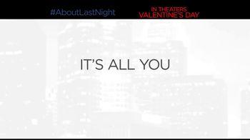 About Last Night - Alternate Trailer 3