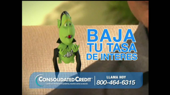 Consolidated Credit Counseling Services TV Spot, 'Los Chupa Más' [Spanish] - Thumbnail 6