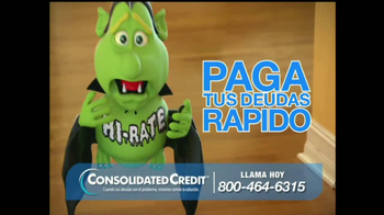 Consolidated Credit Counseling Services TV Spot, 'Los Chupa Más' [Spanish] - Thumbnail 7