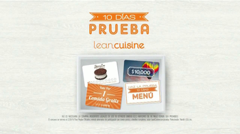 Lean Cuisine TV Spot, 'Proteina' [Spanish] - Thumbnail 10