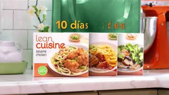 Lean Cuisine TV Spot, 'Proteina' [Spanish] - Thumbnail 4