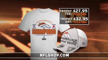 NFL Shop TV Spot, 'Broncos AFC Champions' - Thumbnail 7