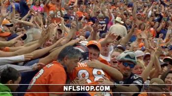 NFL Shop TV Spot, 'Broncos AFC Champions' - Thumbnail 1