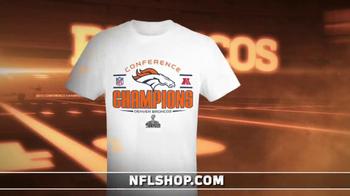NFL Shop TV Spot, 'Broncos AFC Champions' - Thumbnail 2