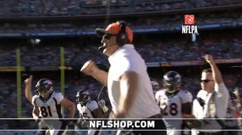 NFL Shop TV Spot, 'Broncos AFC Champions' - Thumbnail 5