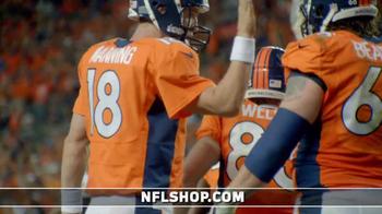 NFL Shop TV Spot, 'Broncos AFC Champions' - Thumbnail 6