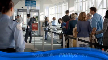 Phillips Relief Colon Health TV Spot, 'Airport' - Thumbnail 1