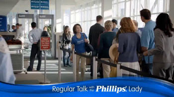 Phillips Relief Colon Health TV Spot, 'Airport' - Thumbnail 2