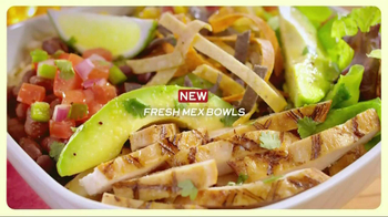 Chili's TV Spot, 'Fresh Mex Bowls' - Thumbnail 1