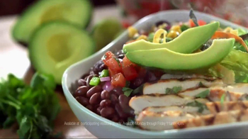 Chili's TV Spot, 'Fresh Mex Bowls'