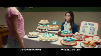Progressive TV Spot, 'Bake Sale' - 1360 commercial airings