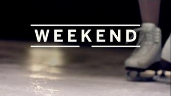 Hilton Hotels Worldwide TV Spot, 'Weekend' Featuring Ashley Wagner - Thumbnail 1