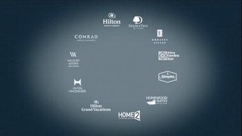 Hilton Hotels Worldwide TV Spot, 'Weekend' Featuring Ashley Wagner - Thumbnail 10