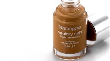 Neutrogena Healthy Skin Liquid Makeup TV Spot, 'Swirl' Ft. Jennifer Garner - Thumbnail 6