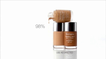 Neutrogena Healthy Skin Liquid Makeup TV Spot, 'Swirl' Ft. Jennifer Garner - Thumbnail 7
