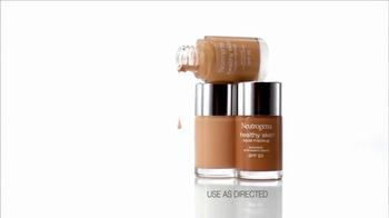 Neutrogena Healthy Skin Liquid Makeup TV Spot, 'Swirl' Ft. Jennifer Garner - Thumbnail 8