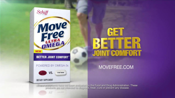 Schiff Move Free Ultra Omega TV Spot, 'Soccer' - Thumbnail 10
