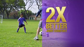 Schiff Move Free Ultra Omega TV Spot, 'Soccer' - Thumbnail 2