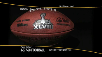 Big Time Footballs Seahawks Super Bowl XLVIII Football TV Spot - Thumbnail 2