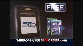 Sports Illustrated TV Spot, 'Seattle Seahawks' - Thumbnail 2