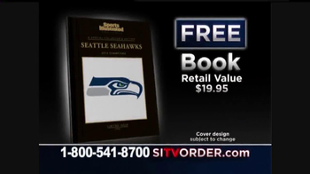 Sports Illustrated TV Spot, 'Seattle Seahawks' - Thumbnail 4