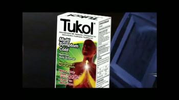 Tukol Multi-Symptom Cold TV Spot, 'La Noche' [Spanish] - Thumbnail 2