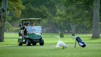 Aflac TV Spot, 'Bad Golfer' - Thumbnail 1