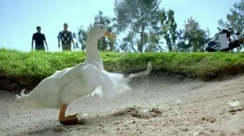 Aflac TV Spot, 'Bad Golfer' - Thumbnail 3