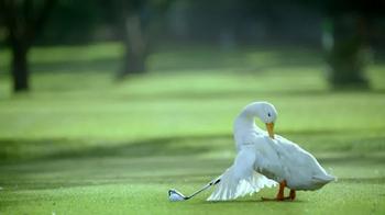 Aflac TV Spot, 'Bad Golfer' - Thumbnail 4