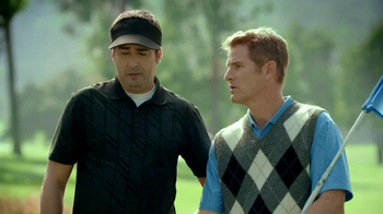 Aflac TV Spot, 'Bad Golfer'