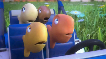 Goldfish S'mores & Fudge Brownie TV Spot, 'Great Outdoors'