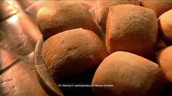 Wendy's Ciabatta Bacon Cheeseburger TV Spot, 'Hija' [Spanish] - Thumbnail 9