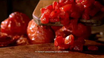 Wendy's Ciabatta Bacon Cheeseburger TV Spot, 'Hija' [Spanish] - Thumbnail 8