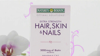 Nature's Bounty Hair, Skin & Nails TV Spot, 'I Did It' - Thumbnail 10
