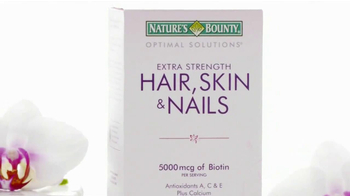 Nature's Bounty Hair, Skin & Nails TV Spot, 'I Did It' - Thumbnail 4