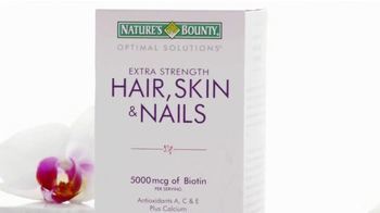 Nature's Bounty Hair, Skin & Nails TV Spot, 'I Did It' - Thumbnail 5