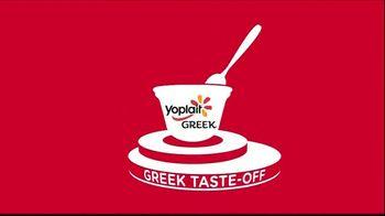 Yoplait Blueberry Greek Yogurt TV Spot, 'Taste-Off' - 1737 commercial airings