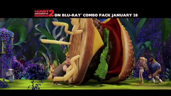 Cloudy with a Chance of Meatballs 2 Blu-Ray and DVD TV Spot - Thumbnail 5
