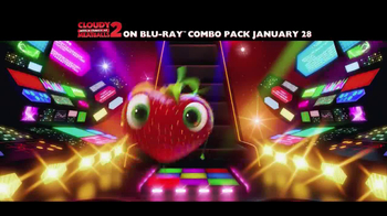 Cloudy with a Chance of Meatballs 2 Blu-Ray and DVD TV Spot - Thumbnail 7