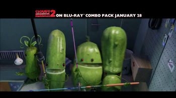 Cloudy with a Chance of Meatballs 2 Blu-Ray and DVD TV Spot - Thumbnail 9