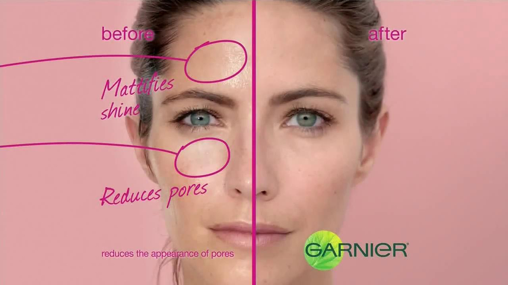 Garnier 5 Sec Blur TV Commercial, 'Blur Away Flaws'